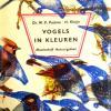 Hans Waanders, Bird book stamped with Kingfisher images